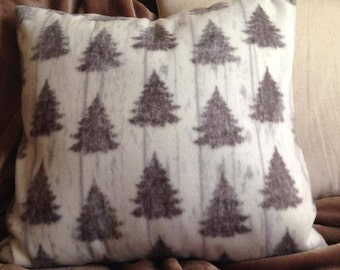 Fleece Pillow Cover