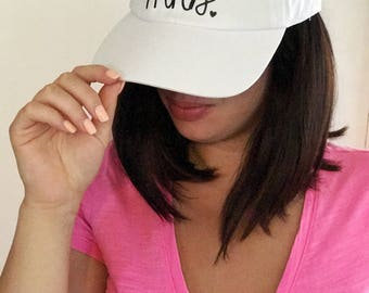 Mrs baseball cap | Bride to be | Bachelorette | Future Mrs. Baseball Cap