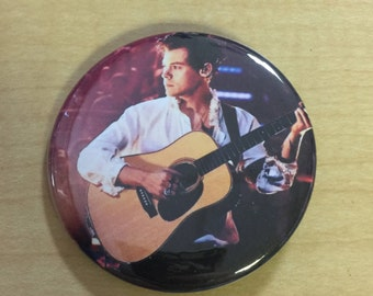Harry Styles Pinback Button 2.25 inch-NEW  2017