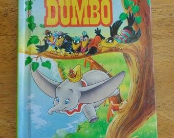 Dumbo , 1996 , Walt Disney Book
