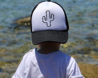 Toddler Truck Hat