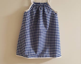 Blue Baby Girl Dress