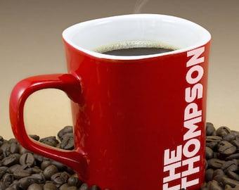 Personalized Last Name Mug, Custom Wedding Mug, Personalized Mug, Custom Mug, Coffee Mug, Personalized Gift, Custom Coffee Mug