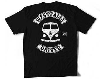 Westfalia Driver Biker Style