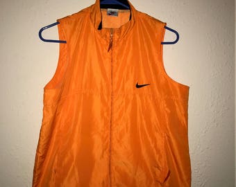 Vintage Nike Windbreaker Vest