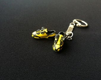 Keychain Bicycle shoes (copy the original)