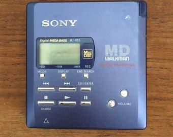 Sony MD Walkman MZ-R55