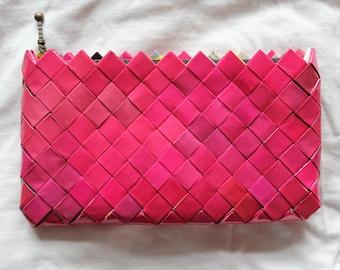Clutch in pink