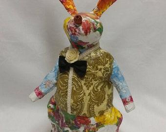 Spring has Sprung Bunny