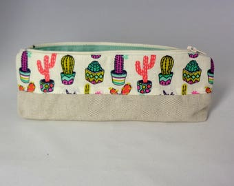 Kit for pens trendy cactus multico