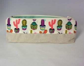Kit for pens trendy cactus multico