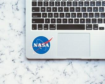 NASA Sticker - Nasa - Macbook Stickers - Car Stickers