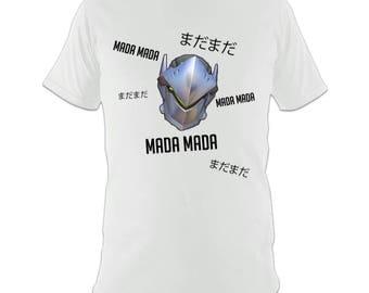 MADA MADA | Genji Overwatch Meme Shirt