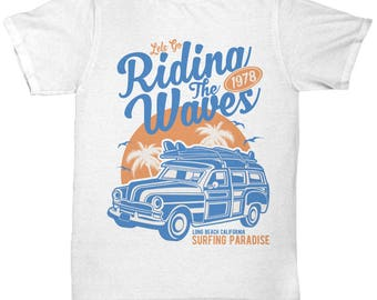 Let's Go riding The Waves 1978 Surfing Paradise