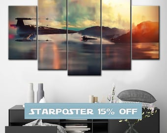 Delicieux X Wing Art Star Wars Print X Wing Print Star Wars X Wing