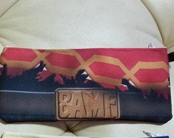 Overwatch McCree BAMF Zipper Pouch