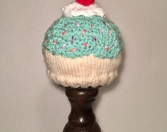 Cupcake/ice cream hat