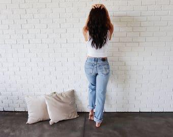 Vintage Lee's Mom Jeans (30)