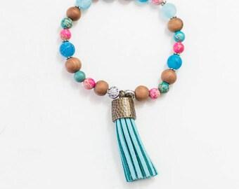 Azure Sky Bracelet