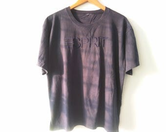 Vintage 90s ESPRIT Spell out T-shirt