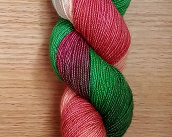 SW BFL/Nylon High Twist Sock Yarn (80/20)