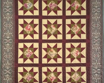 Baby Quilt - Variable Star
