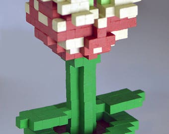 Wooden Piranha Plant (Super Mario)