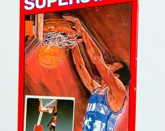 1989 Starting Lineup Slam Dunk Superstars - Dominique Wilkins Atlanta Hawks