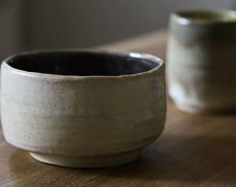 Minimalist Stoneware Bowl