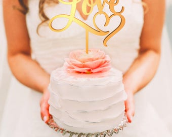 Personalized Wedding Cake Topper, Wedding Cake Topper, Wedding Decoration, Personalized Cake, Cake Toppers, Mr And Mrs Topper, Love Topper