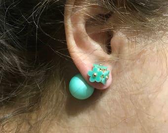 Beautiful Floral earrings