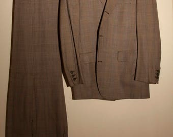 Glen Plaid Brooks Brothers Suit