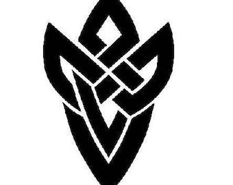 Fire Emblem: Heroes Logo Decal