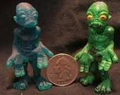 Abe from Oddworld Mini Figurine - FREE DOMESTIC SHIPPING