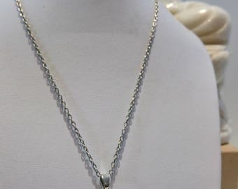 Necklace Crystal rock stone, natural stone necklace, gemstone jewelry