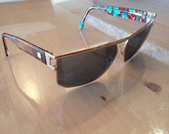 Vintage Ted Lapidus TL 38 Sunglasses