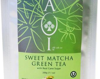 Japanese Sweet Matcha Green Tea