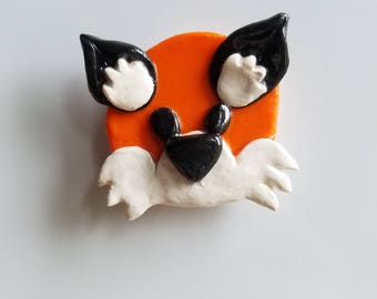 Cute Fox Magnet