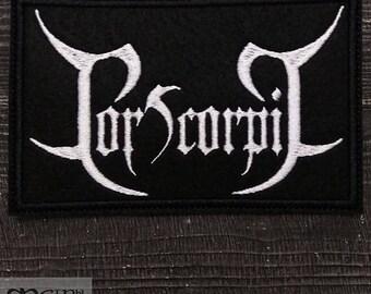 Patch Cor Scorpii Melodic Black Metal Band.