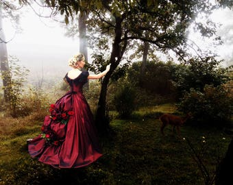 Dress evening Renaissance 18 th