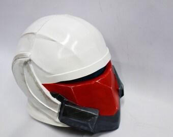 Painted and wearable Hunter's helmet Swordflight 4.1