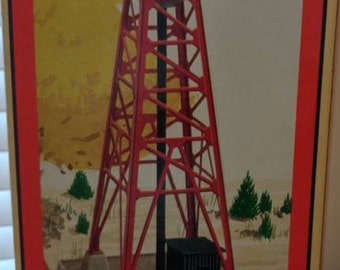 LIONEL Industrial Water Tower 193  #12958 New in Box