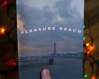 Pleasure Beach - 35mm Photography Zine: Authentic Aesthetic