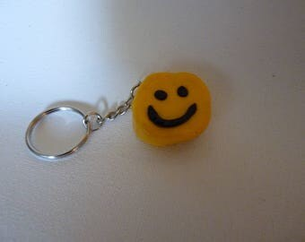 "Keychain ""Happy Face"""