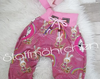 Pants from size with Cap off Ku 86 48 cm