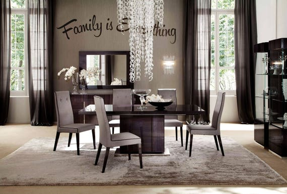 Family is Everything, Motivational Vinyl Decal / Sticker collection for wall / window decor