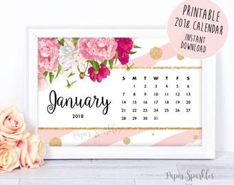 Office calendar | Etsy