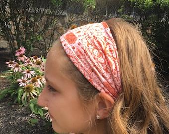 Summer Sunset Headband