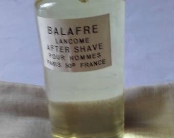 LANCÔME scar after shave (aftershave) - vintage bottle