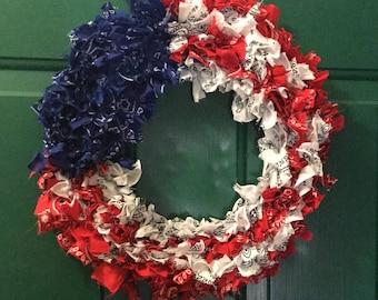 American Rag Wreath